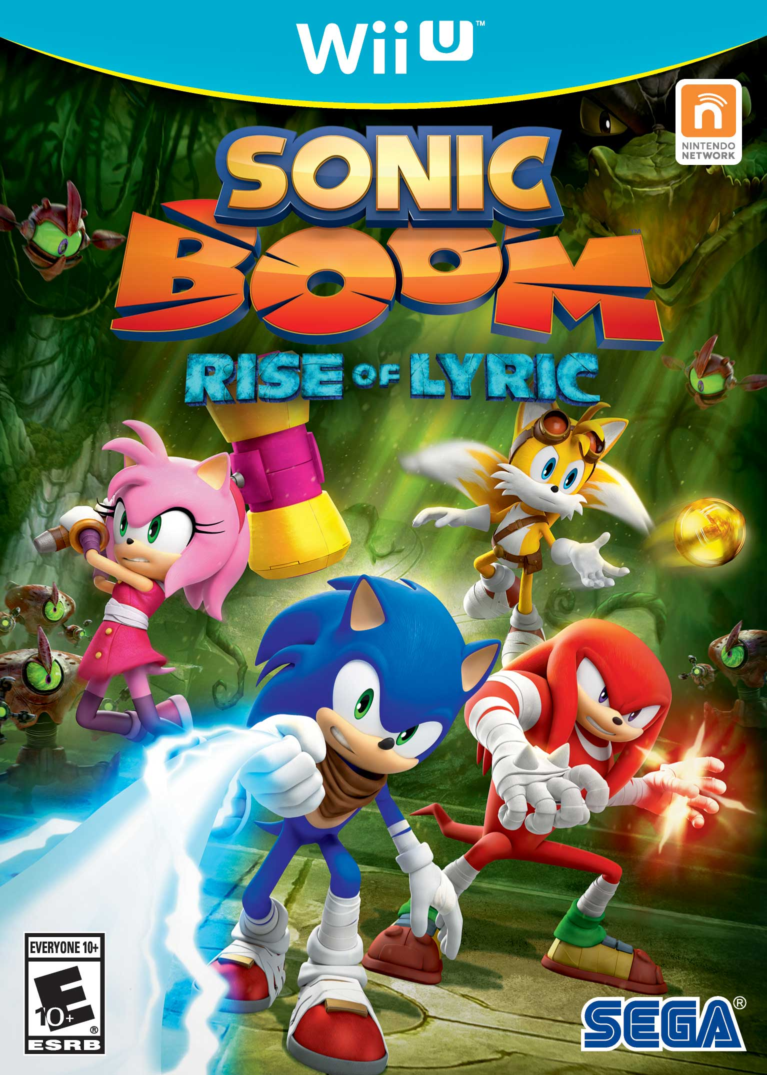 Sonic Boom: Rise of Lyric movie download in mp4