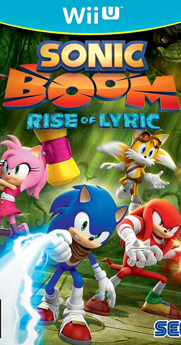 Reviews Sonic Boom Rise Of Lyric Imdb