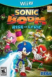 Sonic Boom: Rise of Lyric Poster