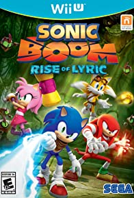 Primary photo for Sonic Boom: Rise of Lyric