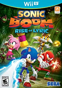 Sonic Boom: Rise of Lyric movie free download hd