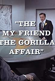 The My Friend the Gorilla Affair Poster