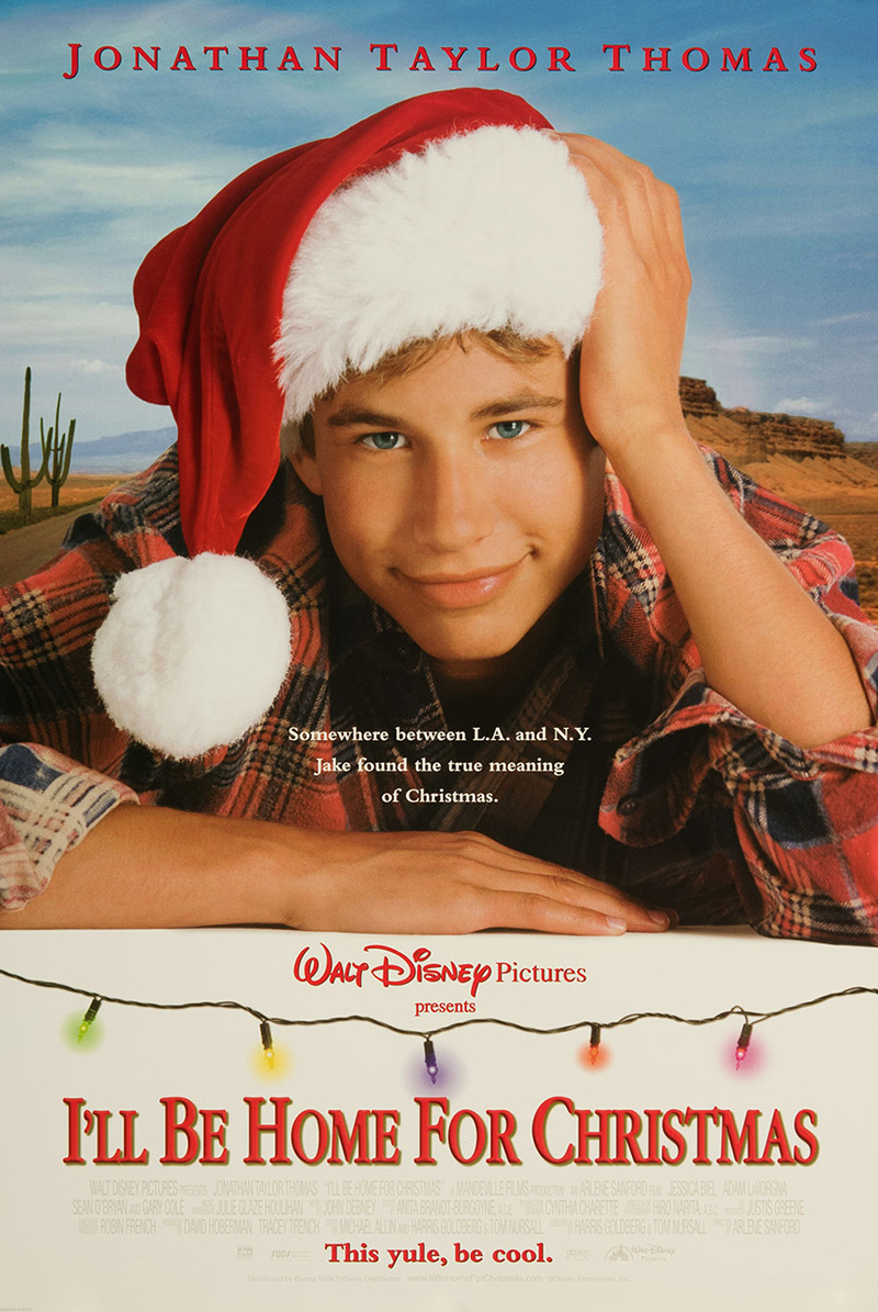 A Home For Christmas.I Ll Be Home For Christmas 1998 Imdb