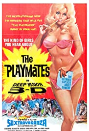 The Playmates (1973) starring Becky Sharpe on DVD on DVD
