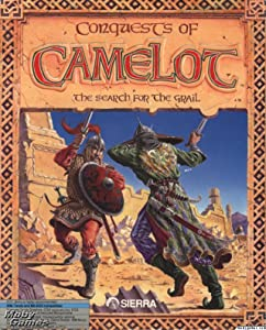 3gp movie videos for free download Conquests of Camelot: The Search for the Grail USA [720x594]