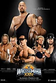 Primary photo for WrestleMania XXIV