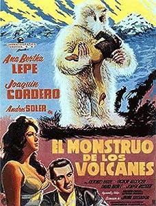HD movie trailers free downloads El monstruo de los volcanes [WQHD]
