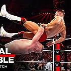 Brock Lesnar and Fergal Devitt in WWE Royal Rumble (2019)