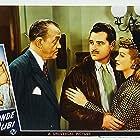 Donald MacBride, Tom Neal, and Martha O'Driscoll in Blonde Alibi (1946)