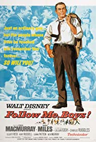 Follow Me, Boys! (1966) Poster - Movie Forum, Cast, Reviews