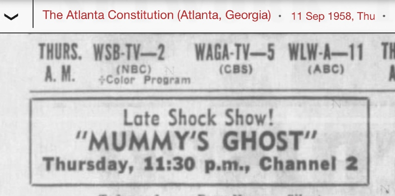 Shock Show (TV Series 1958) - Photo Gallery - IMDb