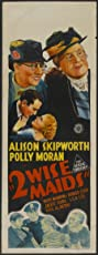 Two Wise Maids (1937) Poster
