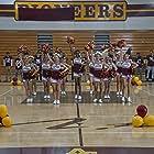 Alexandria DeBerry, Ysa Penarejo, Lauryn Speights, Gracie Marie Bradley, Noa Drake, Savannah Lee May, and Scarlett Cowan in The Secret Lives of Cheerleaders (2019)
