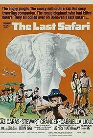 The Last Safari Poster - Movie Forum, Cast, Reviews