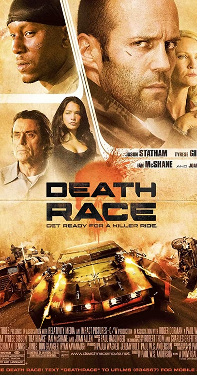 Free Download Death Race Full Movie