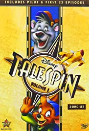 Talespin Baloo Thunder Tv Episode 1991 Imdb