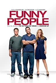 Primary photo for Funny People: HBO Behind the Comedy