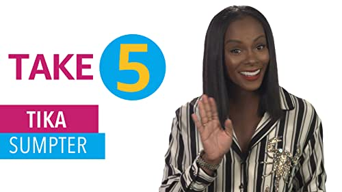 'Sonic the Hedgehog' Star Tika Sumpter Answers Life's Big Questions About Film