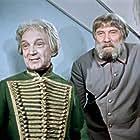 Viktor Koltsov and Nikolay Kryuchkov in Gusarskaya ballada (1962)