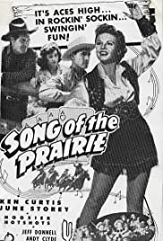 Song of the Prairie Poster