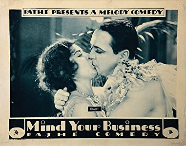 Movies dvdrip download Mind Your Business USA [640x320]