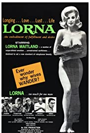 Russ Meyer's Lorna (1964) Poster - Movie Forum, Cast, Reviews