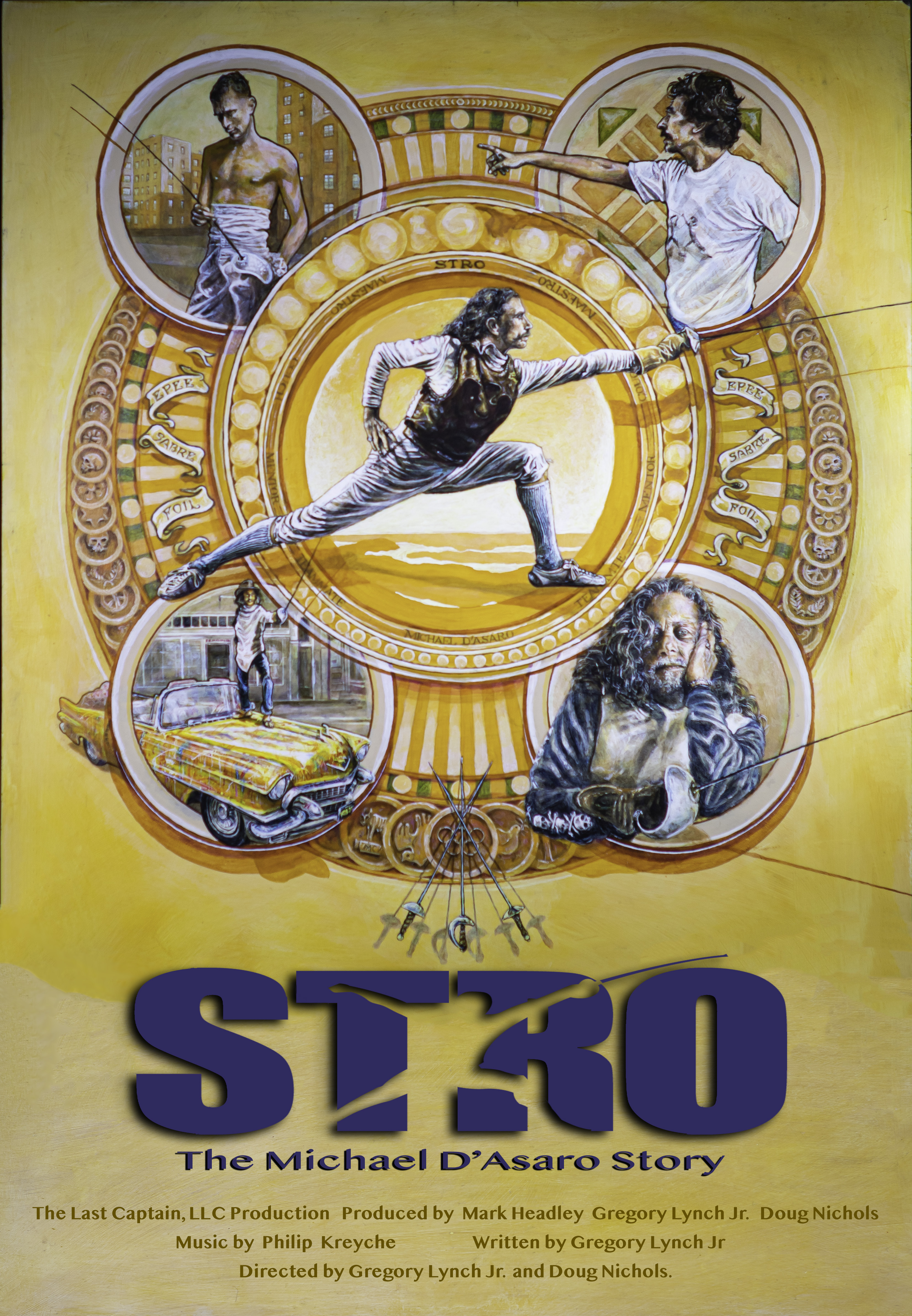 watch Stro: The Michael D'Asaro Story on soap2day