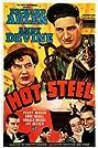 Hot Steel (1940) Poster