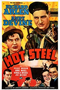 Full movies downloading websites Hot Steel USA [XviD]