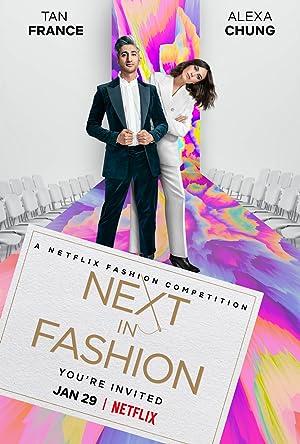 Where to stream Next in Fashion