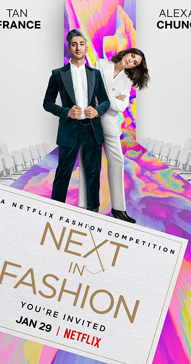 Download Next in Fashion or watch streaming online complete episodes of  Season 1 in HD 720p 1080p using torrent