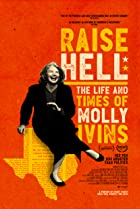 Raise Hell: The Life & Times of Molly Ivins (2019) Poster