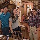 Sam Lerner, Hayley Orrantia, and Sean Giambrone in The Goldbergs (2013)