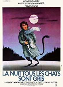 Watch free hollywood movie clips La nuit, tous les chats sont gris by Alain Jessua [Ultra]