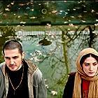 Mohammad Reza Ghaffari and Mina Sadati in Barf (2014)