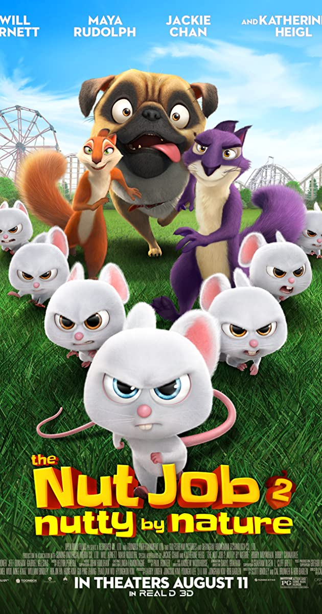 Free Download The Nut Job 2: Nutty by Nature Full Movie