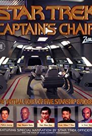 Star Trek: Captain's Chair Poster