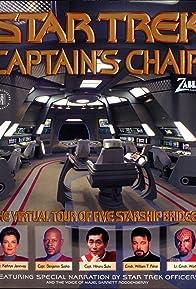 Primary photo for Star Trek: Captain's Chair
