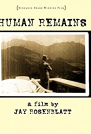 Human Remains Poster