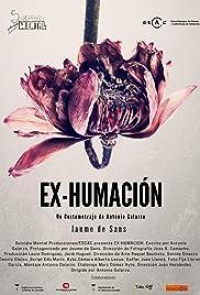Ex-Humación Poster