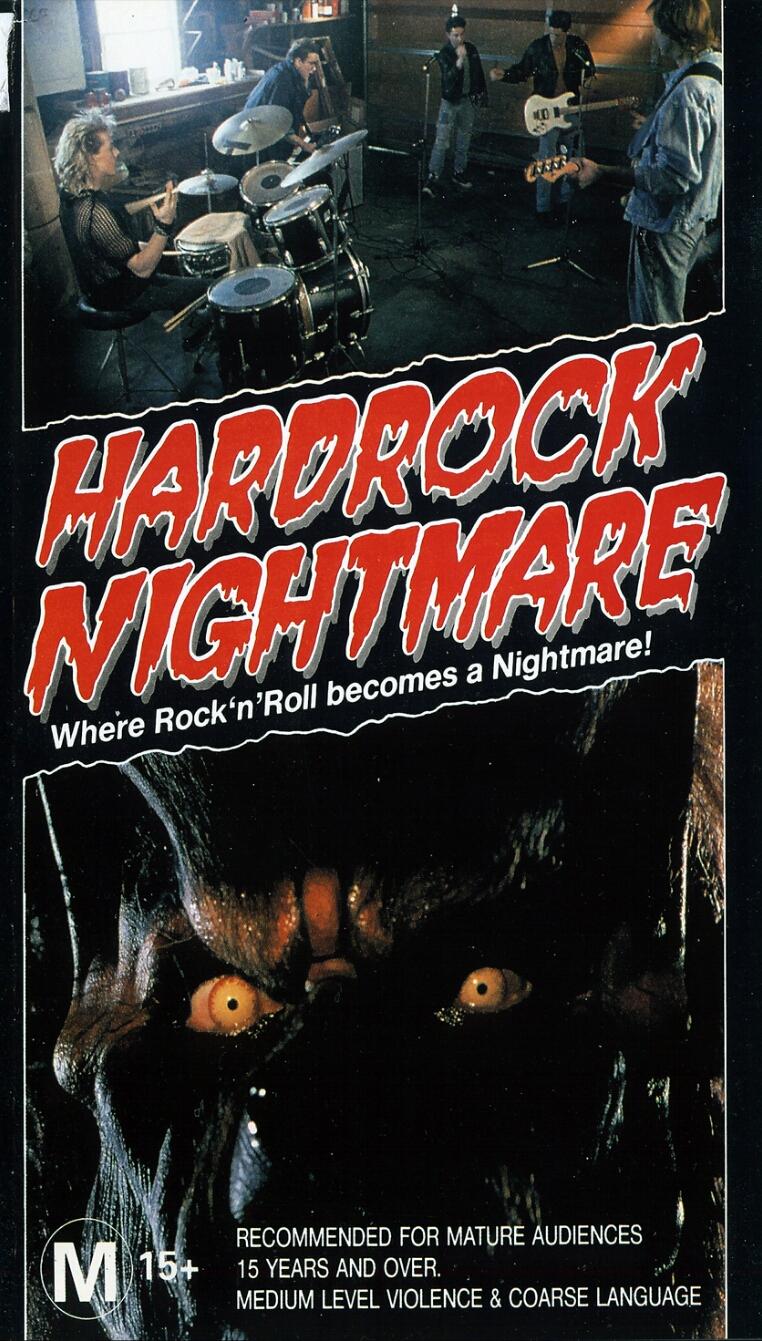 Hard Rock Nightmare (1988)