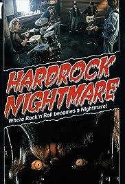 Hard Rock Nightmare Poster