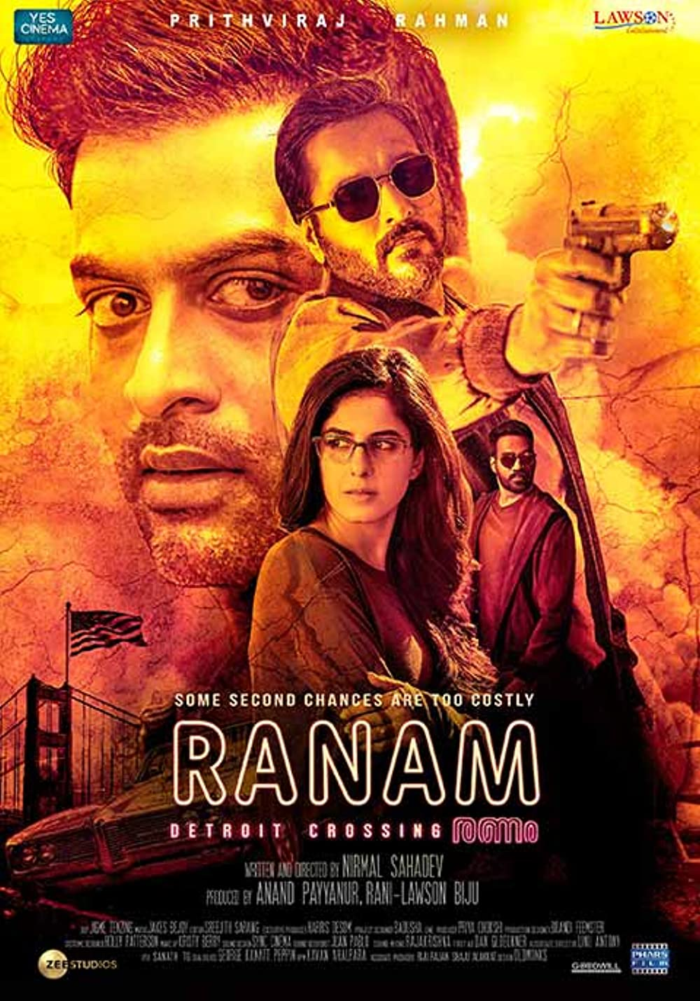 Download Ranam 2018 Hindi ORG Dual Audio 1080p UNCUT HDRip ESub 2.7GB