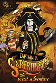 Captain Sabertooth Poster