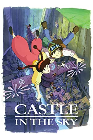 Castle in the Sky Poster Image