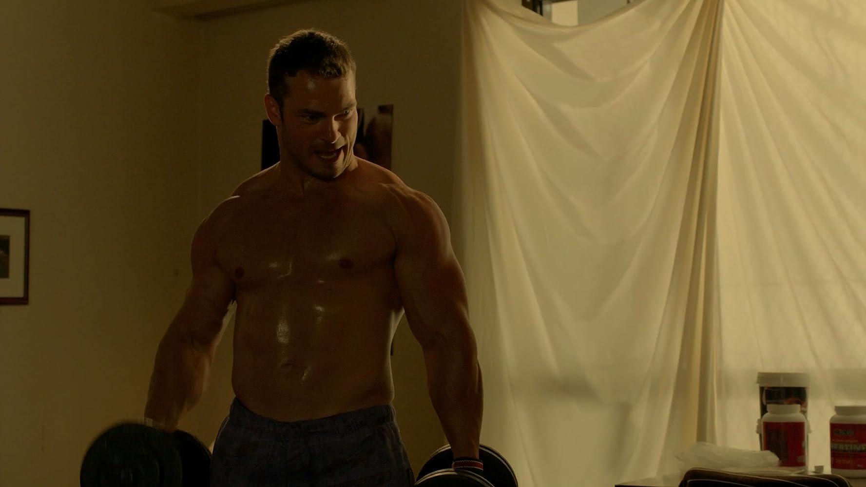 man hideaway Muscle