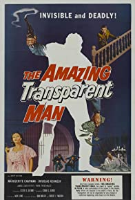 Primary photo for The Amazing Transparent Man