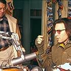 John Corbett and Barry Corbin in Northern Exposure (1990)