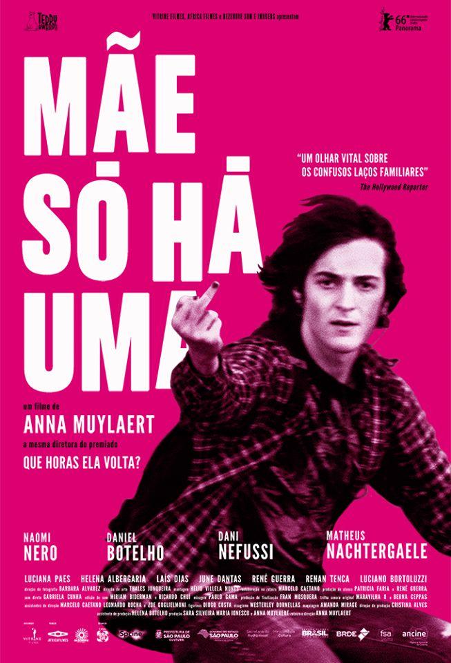 Mãe Só Há Uma (2016)