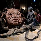 Struan Rodger, David Tennant, and Freema Agyeman in Doctor Who (2005)